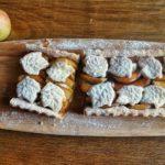 Elmalı Karamelli tart
