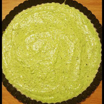 ıspanaklı tuzlu tart kek
