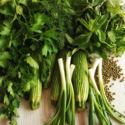 yeşil diyet çorbası