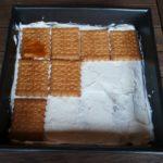 Kabaklı bisküvili pasta
