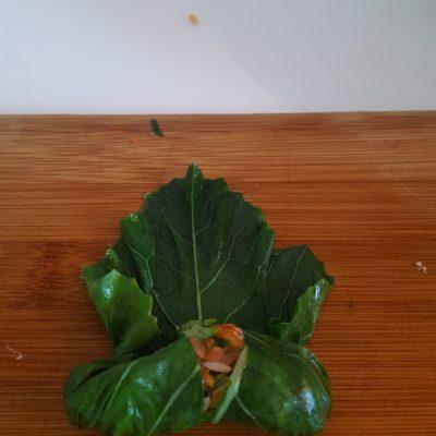 kara lahana dolması