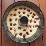 vişneli lorlu kek