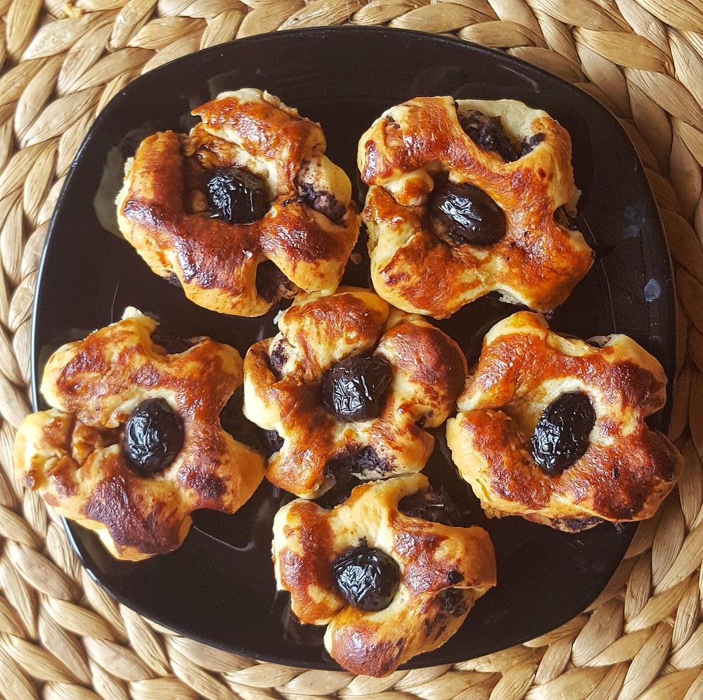 Zeytinli Mini Muffin