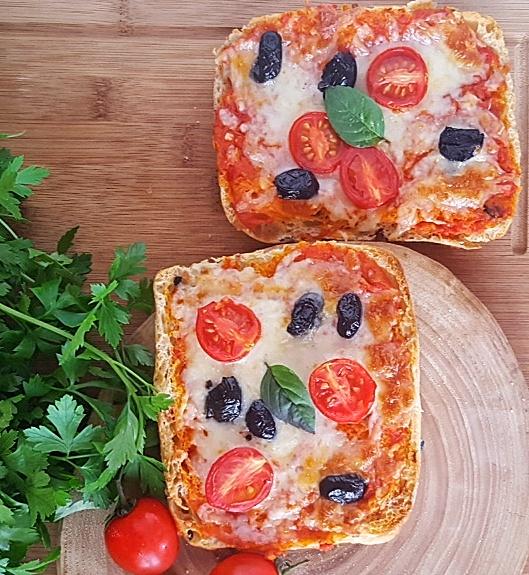 Çok Pratik Pizza